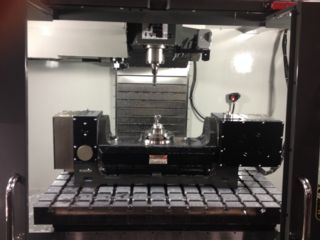 photo HAAS TR210 DEMONSTRATION