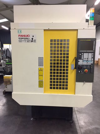 photo FANUC ROBODRILL T21IE