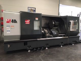 photo HAAS ST-40L SHOWROOM