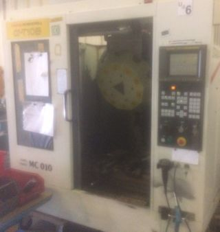 photo FANUC ROBODRILL ALPHA T10IB