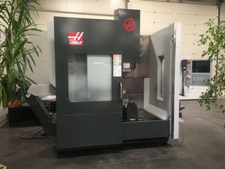 photo HAAS UMC-750SS DEMONSTRATION