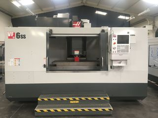 photo HAAS VF-6SS DEMONSTRATION